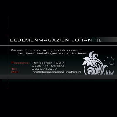 Bloemist Utrecht - Bloemenmagazijn Johan