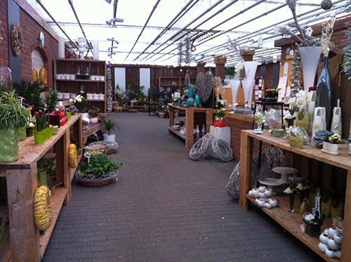 Bloemisterij Joko Heerlen - Binnen in de bloemenwinkel