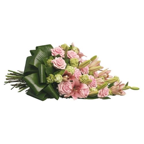 Bouquet deuil rose bouquet deuil rose commander et for Commander rose