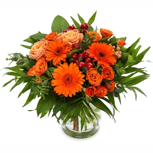 Warm Autumn Bouquet