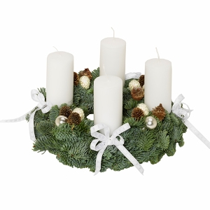 "Advent ""Snowflake"" - Florists Design"