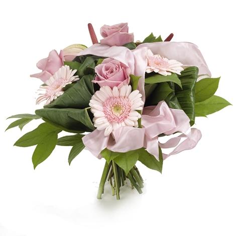 traumhaft sch n in rosa traumhaft sch n in rosa bestellen und liefern ber regionsflorist. Black Bedroom Furniture Sets. Home Design Ideas