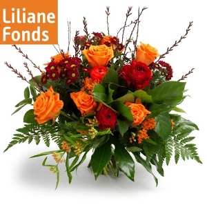 Liliane Fonds boeket