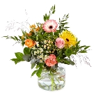Schitterende bloemenmix