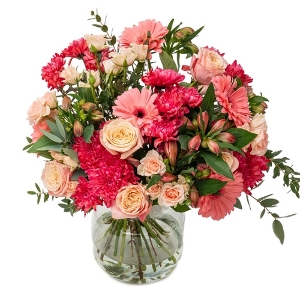 A seasonal bouquet every month